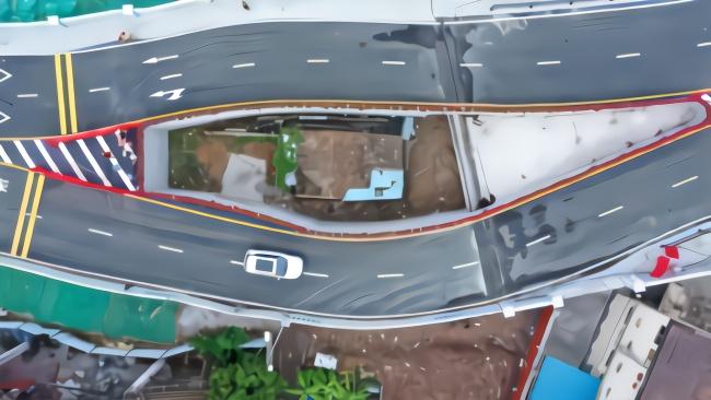 广州海珠涌大桥下钉子户回应:安置房在太平间隔壁,因此未搬迁