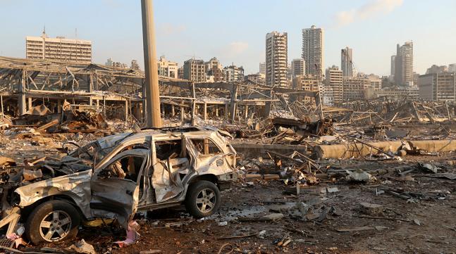 【比特币官方网站】_黎巴嫩爆炸地2750吨硝酸铵6年前就已存放
