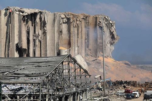 【英文优化】_外媒:黎巴嫩海关曾多次要求转移爆炸物,但无人理会