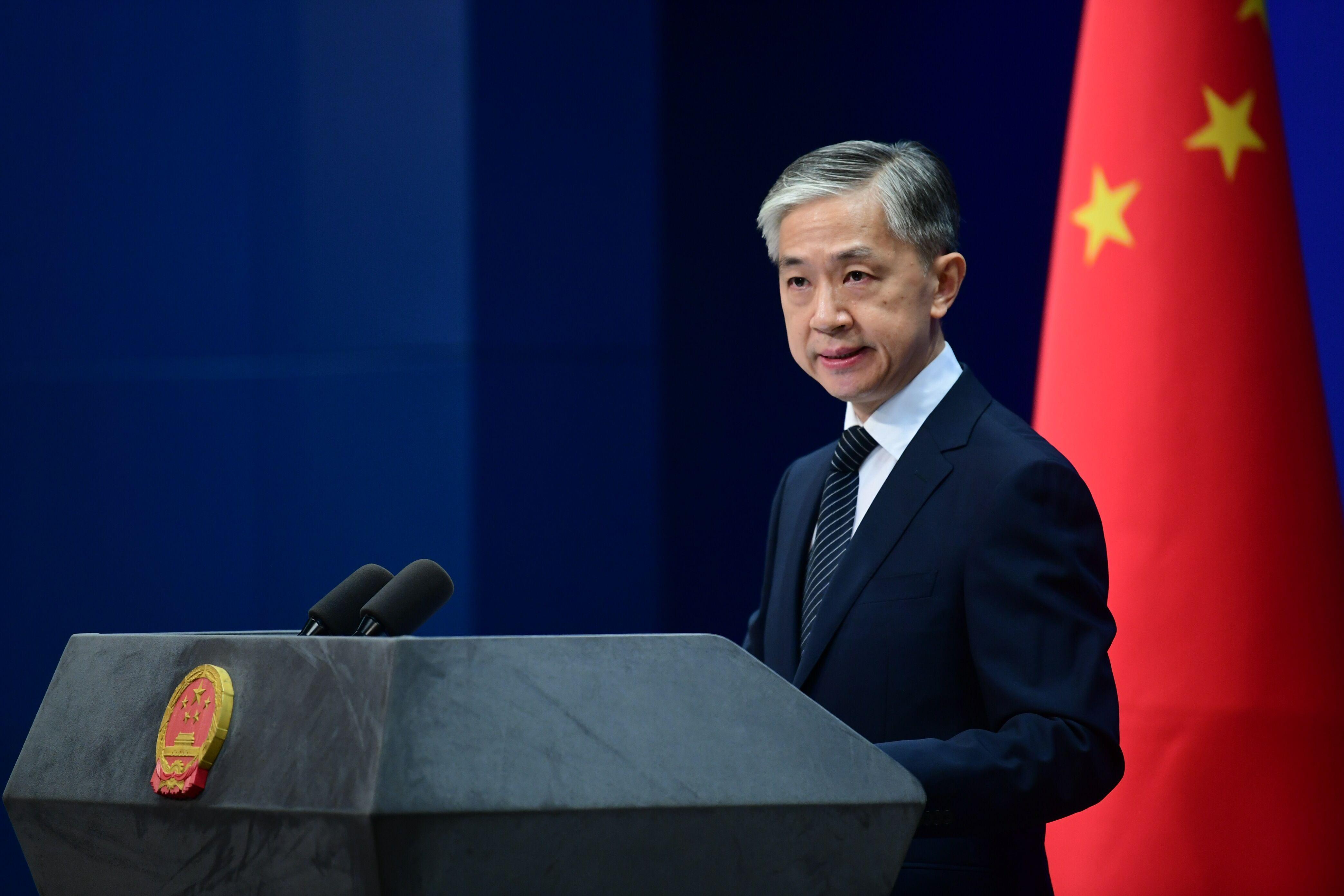 【暗黑币】_美方或拒给中国记者续签 外交部回应