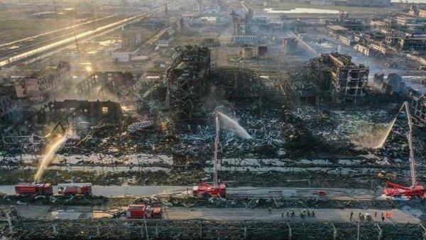 社会资讯_江苏响水爆炸案开审 事故造成78人死亡、44人被采取强制措施_凤凰网