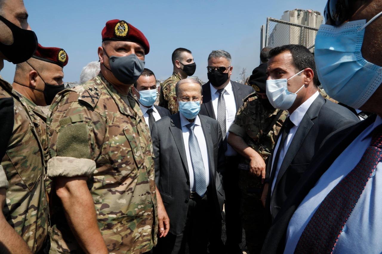 【暗黑币】_黎巴嫩军方警告媒体不要在贝鲁特上空使用无人机
