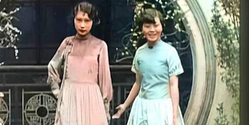 网友用AI技术复原91年前黑白视频颜色