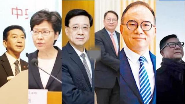 11名中国官员遭美制裁 60秒看他们铿锵表态:毫不畏惧、吓不倒!