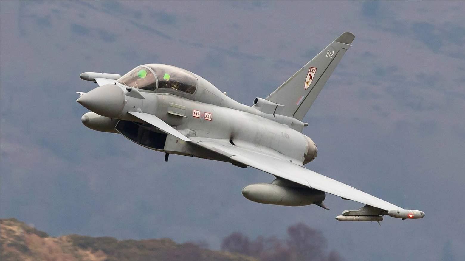 """""""打包""""购买整支机队 印尼看中了""""台风""""战斗机哪一点"""