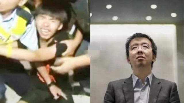 被港警通缉的乱港分子自称是25年美国人 香港各界齐声痛斥