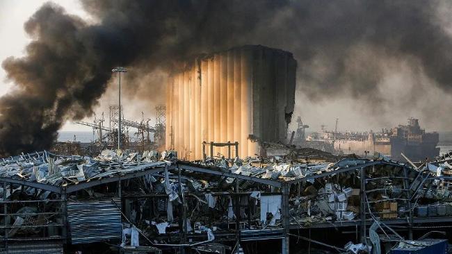 黎巴嫩大爆炸遇难人数升至100名 医院人满为患