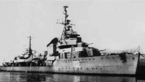 """揭早期中国海军""""四大金刚"""",每艘船都要17吨黄金"""
