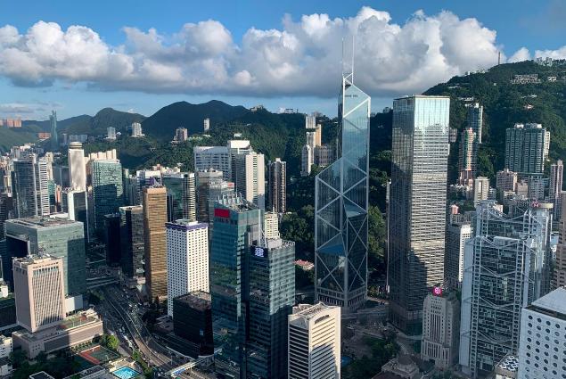 【学习快猫网址】_跨国企业为何选择留在香港?港媒刊文分析原因