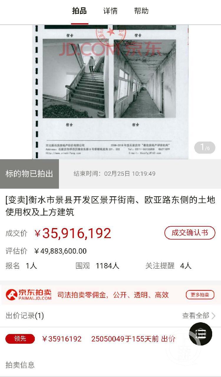 【搜索引擎优化】_企业3500万元司法拍卖取得土地厂房 但就是进不了门
