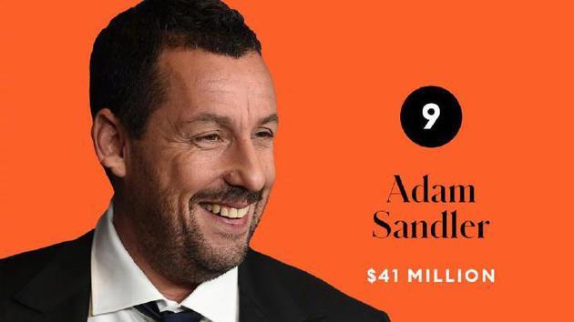 亚当·桑德勒 代表作《冒牌老爸》《像素大战》