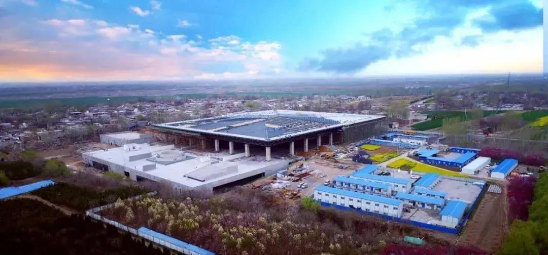 安阳高陵本体保护与展示工程