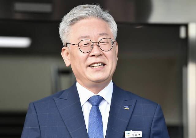 """李在明成韩国人气最高总统人选,曾主张撤""""萨德"""""""
