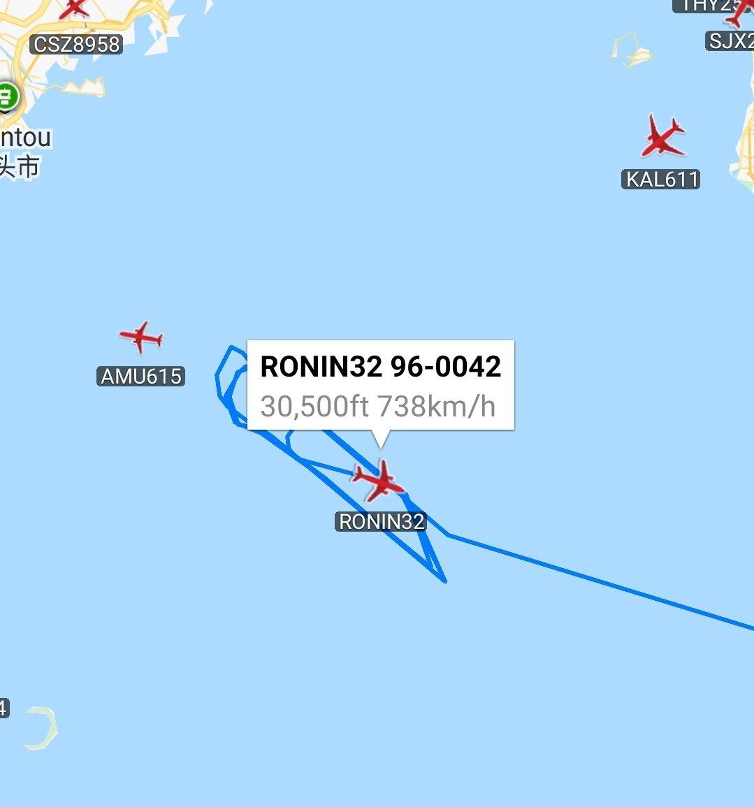赢咖3平台:美侦察机伪装民航抵近中国海岸?真相是……(图2)