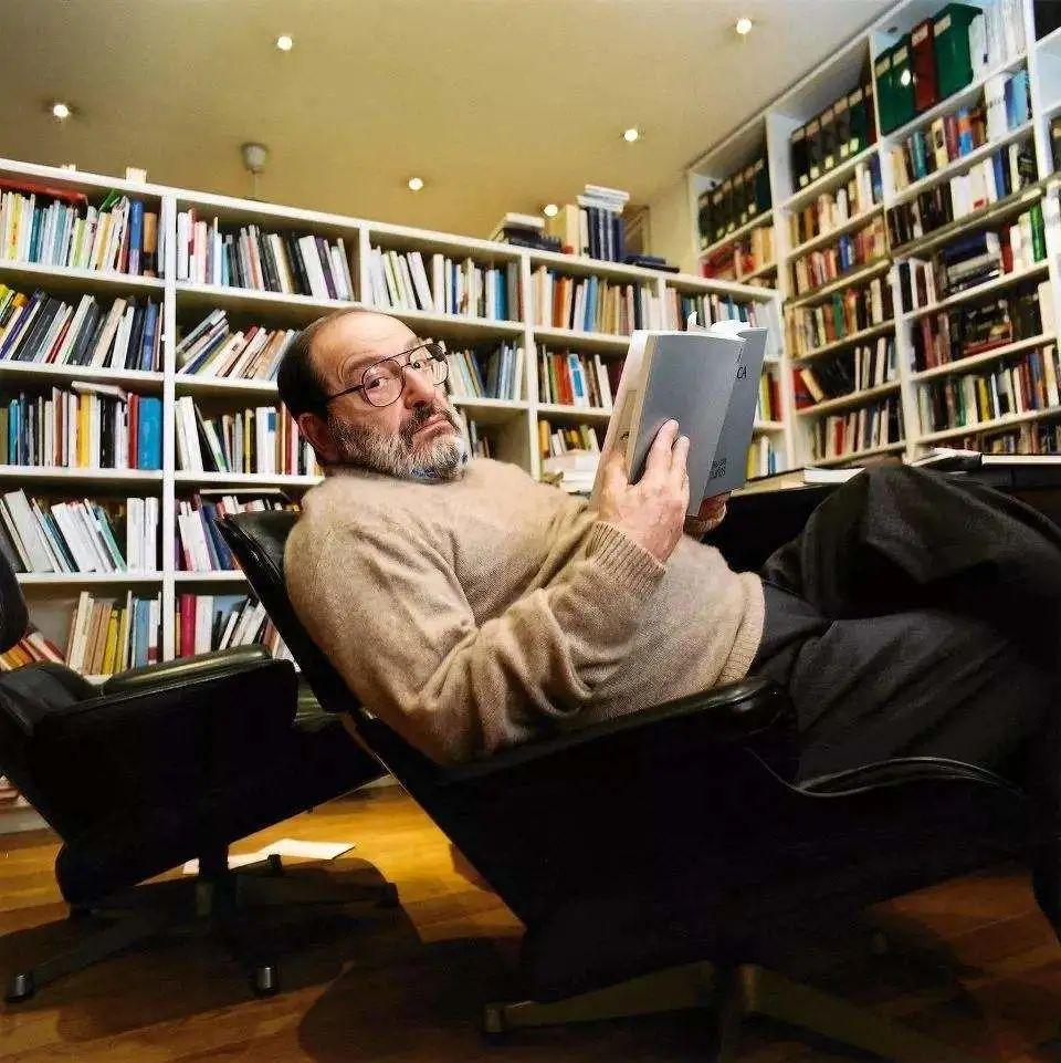 翁贝托·艾柯,意大利作家、哲学家
