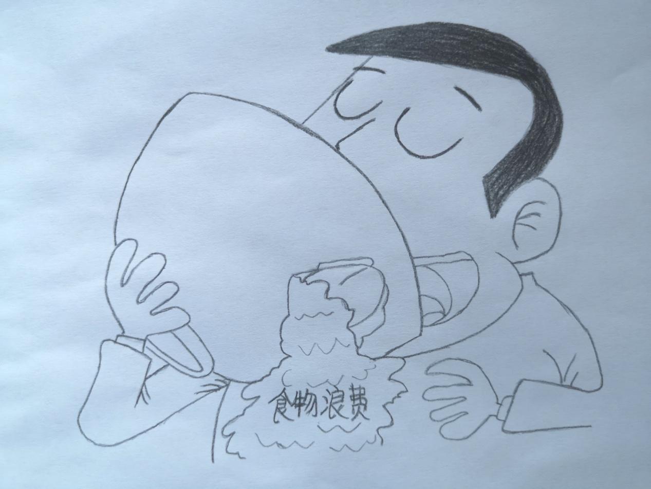 华龙两江评:珍惜粮食 拒绝浪费