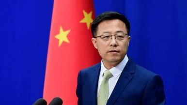 反制来了!赵立坚语气铿锵宣布:中方制裁11名美方人士