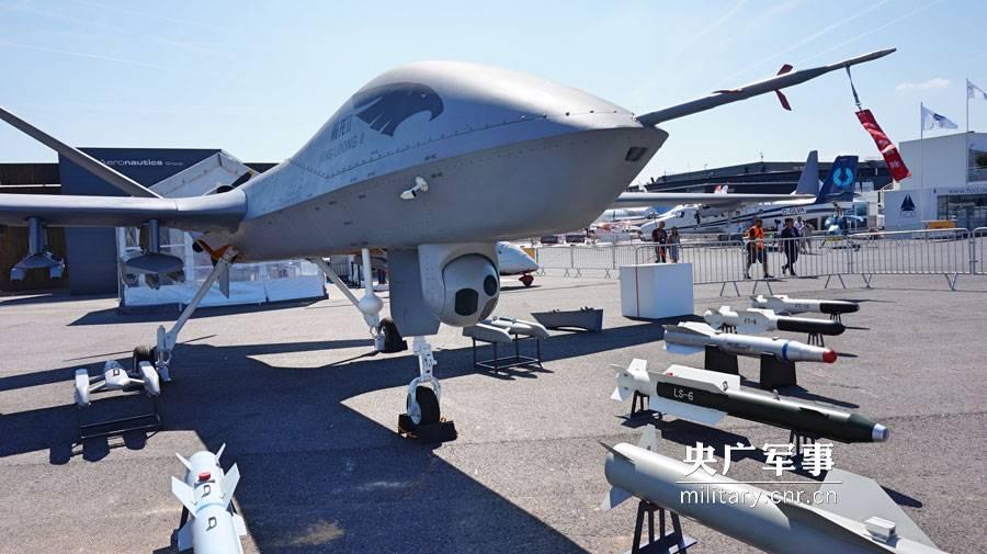 """【google搜索技巧】_印度的噩梦? 巴基斯坦订购48架中国""""翼龙2""""无人机"""