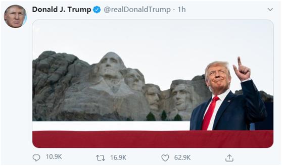 【免费快猫网址培训】_想把自己雕像加进总统山?特朗普:我没有!虽然我做的比前任都多