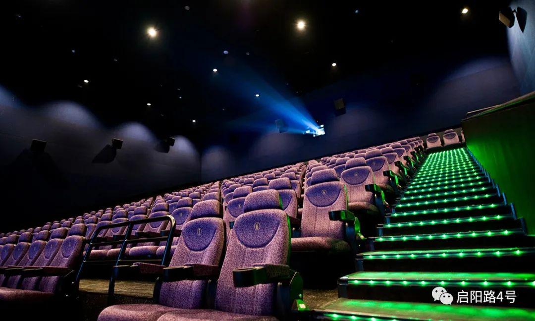图注:全国电影院于7月20日正式复工,有序开放