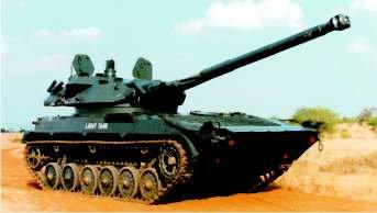 """究竟想要什么?印度陆军轻型坦克招标活动有些""""不着调"""""""
