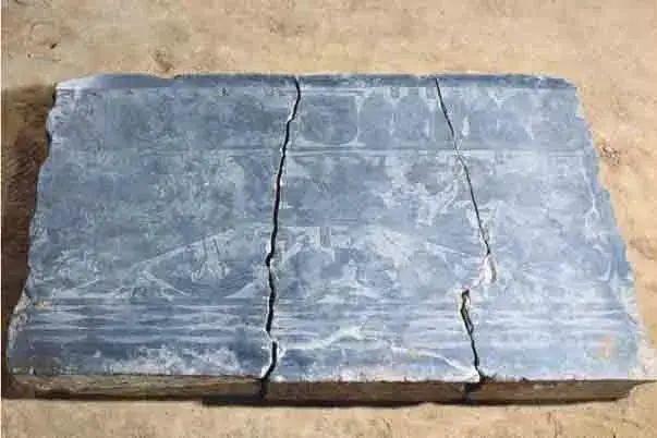 曹操高陵出土的画像石