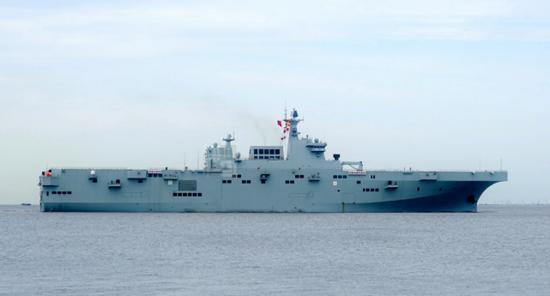 【统计分析表】_美媒关注中国075两栖攻击舰首次海试:进度快得惊人