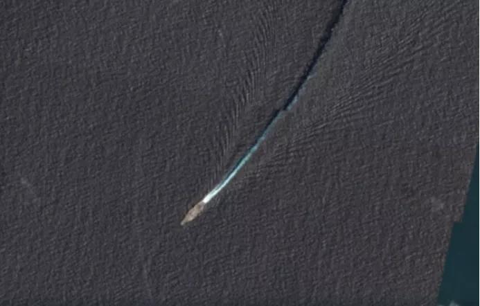 """又来挑衅!美""""里根""""号航母在东海被卫星""""活捉"""""""