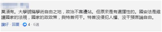 港媒:林郑月娥删除剑桥名誉院士身份