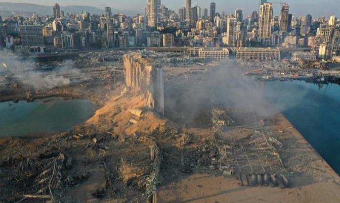【google搜索解析】_黎巴嫩贝鲁特港口开始恢复使用