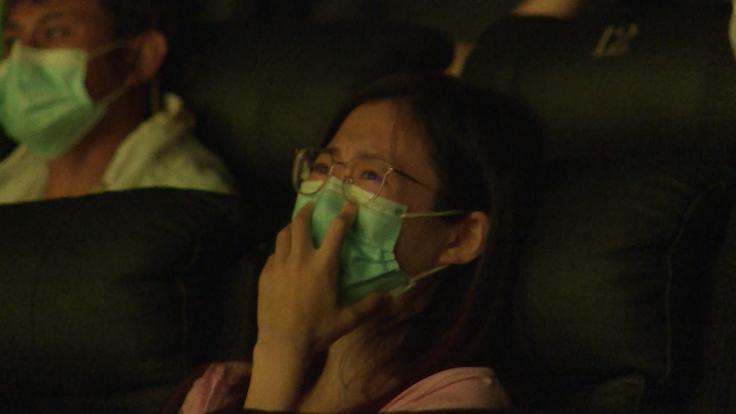 有观众感动落泪