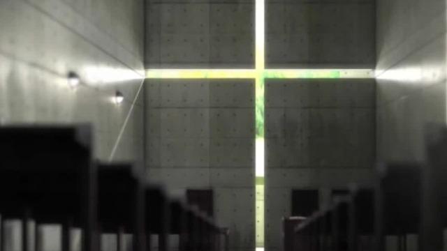 日本光之教堂的窗户有何特别之处?设计师:它会让人感动