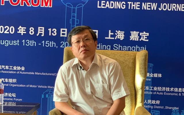 赵福全:新能源市场阵痛源于太急于求成