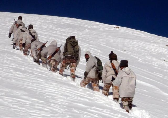 印度准备让20万军队在边境越冬 印媒:将付出巨大代价