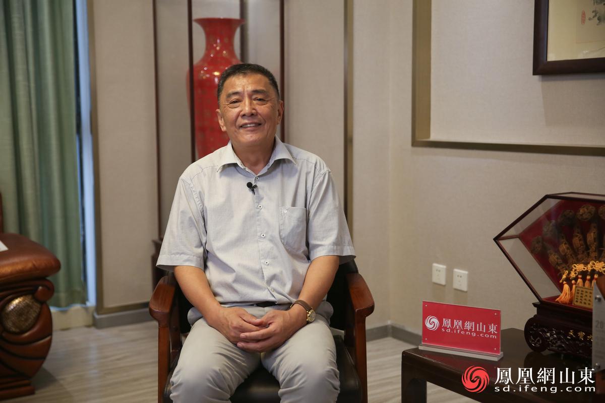 Feng凰訪問   對話薛劍銳:2020年,山東白酒要在堅守中轉型