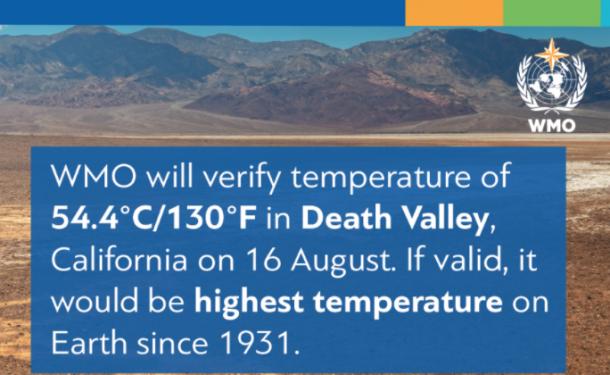 【百度国产亚洲香蕉精彩视频关键词】_世界气象组织:美国加州死亡谷或达1931年以来最高温