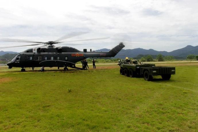 宽体直8直升机首次曝光 优先装备空中突击部队