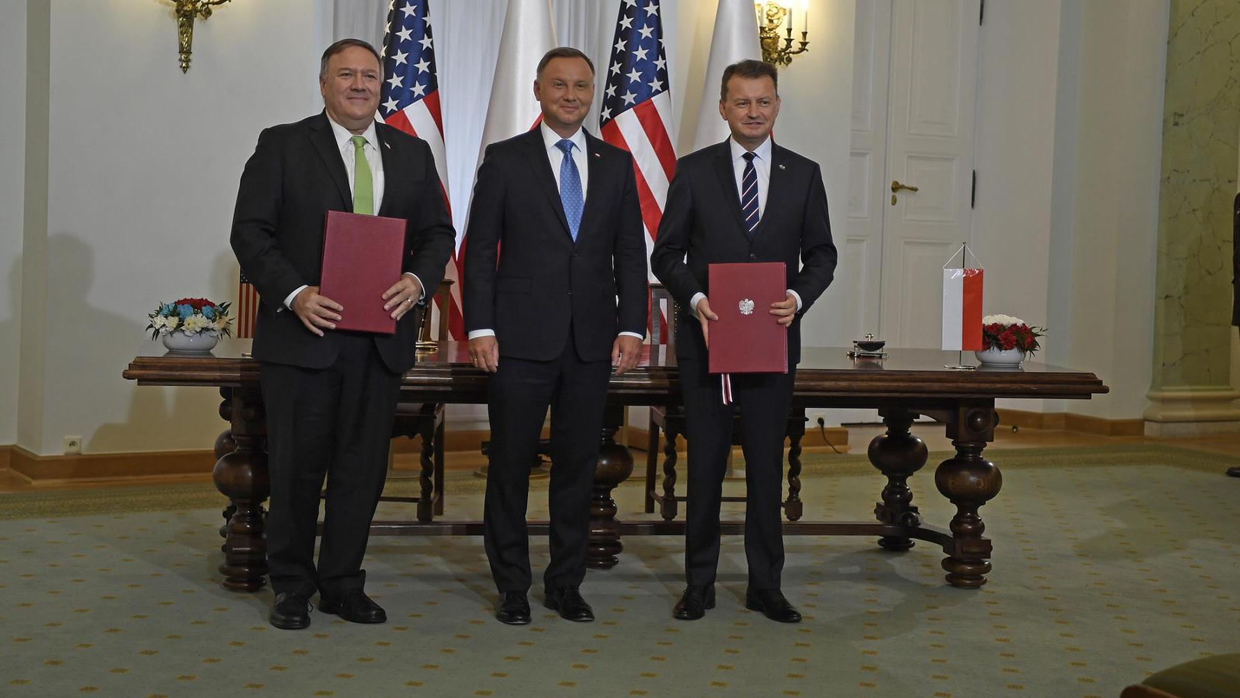 波兰吸引美军进驻代价大:花费高昂主权可能受损
