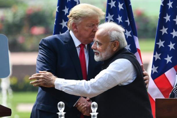 为了拉选票,拜登大胆承诺:美国将帮助印度对抗边境威胁