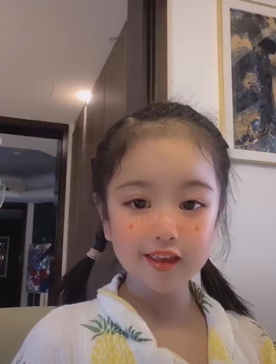 包贝尔女儿综艺节目 包贝尔女儿饺子综艺