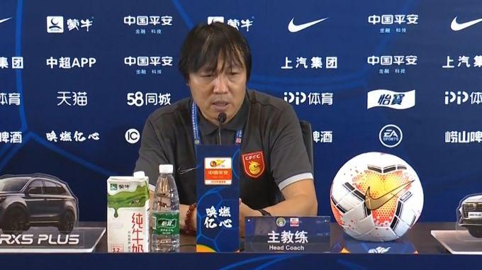 谢峰:领先的时候还是不会控制比赛,球员要学会控制情绪