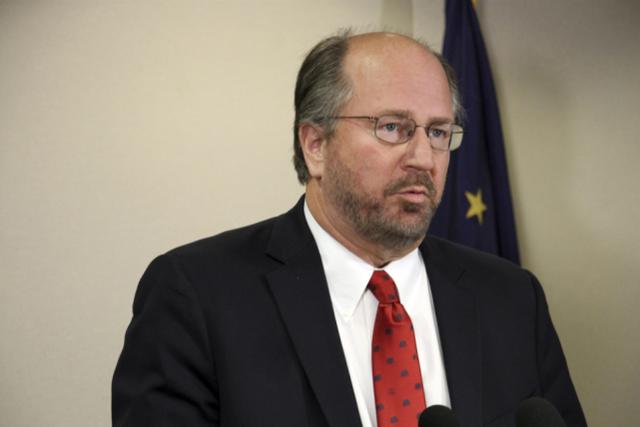 阿拉斯加州总检察长辞职 承认向女下属发骚扰短信