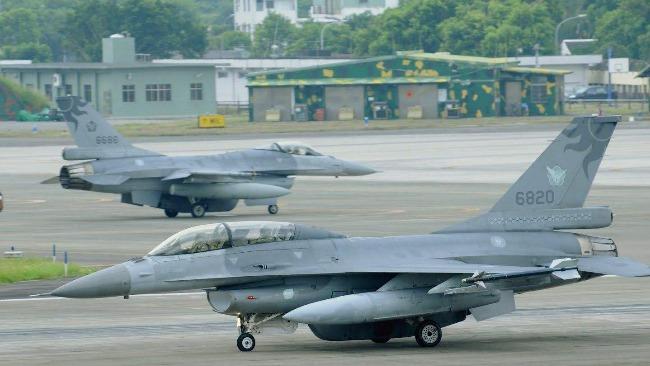 美在台湾设F-16维修中心,新媒:将致两岸局势进一步紧张