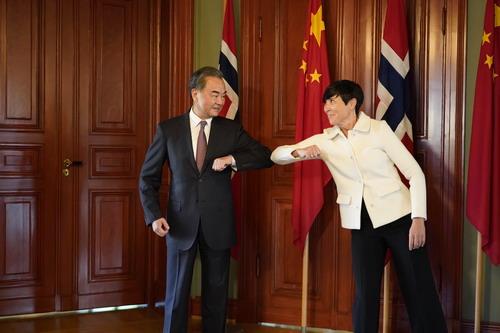 【酒店网络营销】_中国外长时隔15年访挪威,王毅特意讲了三点