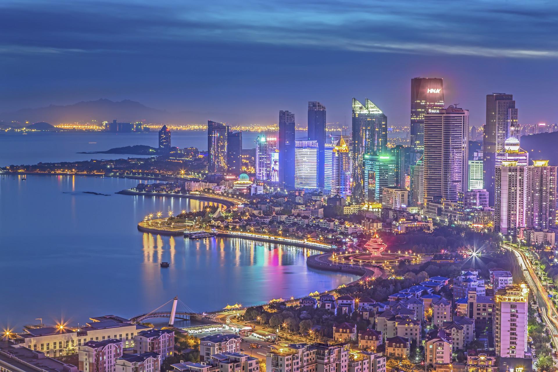 青岛市工业和信息化局局长卞成:打造世界工业互联网之都,青岛有信心!