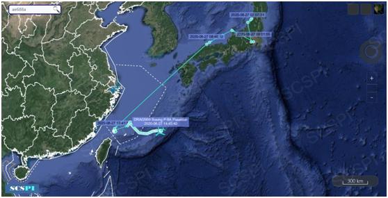 【亚洲天堂cnm】_美再派军机进入中国东海防空识别区 穿越后调头飞离