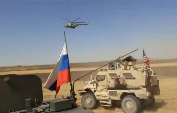 美俄军车叙北发生碰撞 4名美国大兵被撞成脑震荡