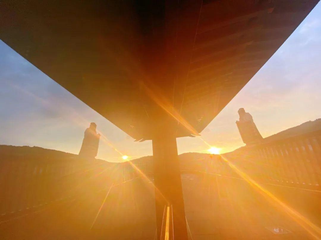 曲阜尼山圣境 攝影/央視記者張利箭