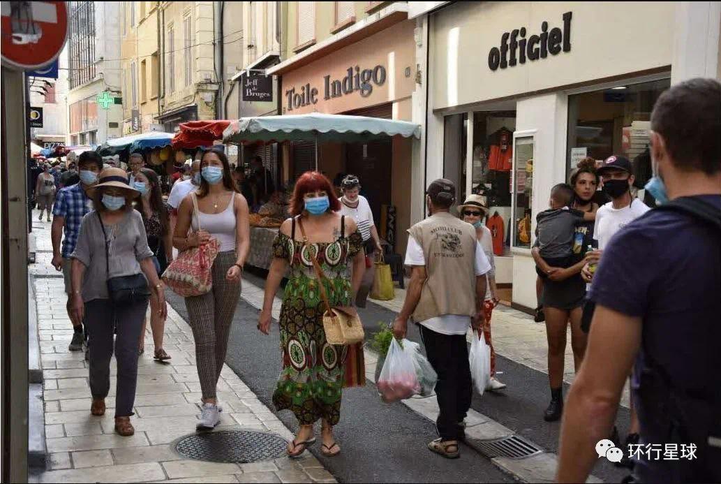 奥朗日小镇 图片来源:法国媒体 Le Dauphiné