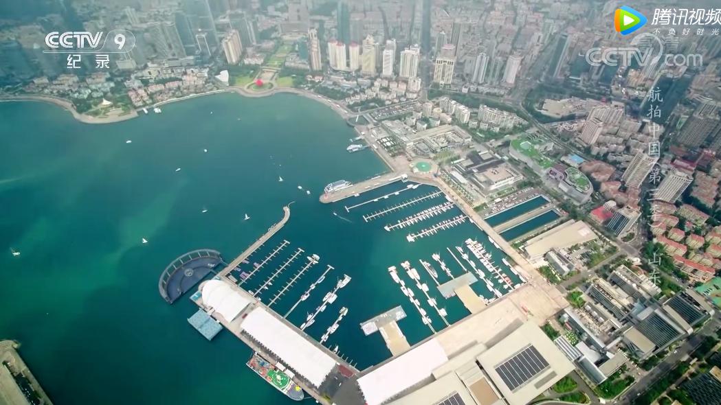 圖自/央視紀錄片《航拍中國》第三季